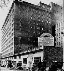 History:      The Westin Portland Harborview  in Portland