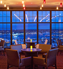 Dining at      The Westin Portland Harborview  in Portland