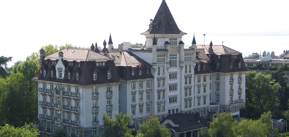Special Offers:      Hotel Royal Savoy Lausanne  in Lausanne-Ouchy
