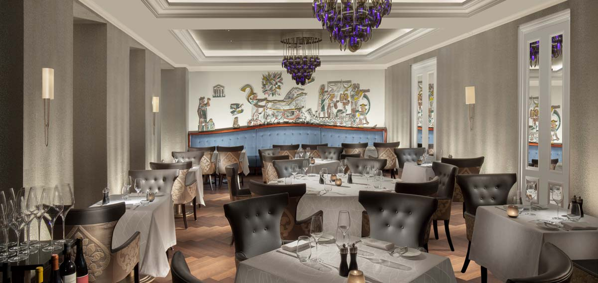 Dining:      Hotel Royal Savoy Lausanne  in Lausanne-Ouchy