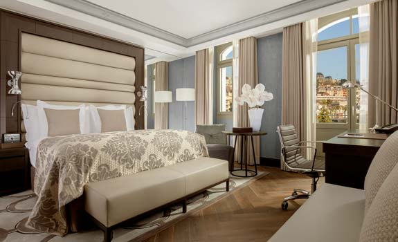 Royal Savoy Hotel & Spa Lausanne  - Accommodations