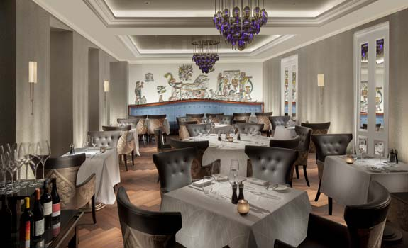 Royal Savoy Hotel & Spa Lausanne  - Dining