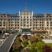 Book a stay with Royal Savoy Hotel & Spa Lausanne in Lausanne-Ouchy