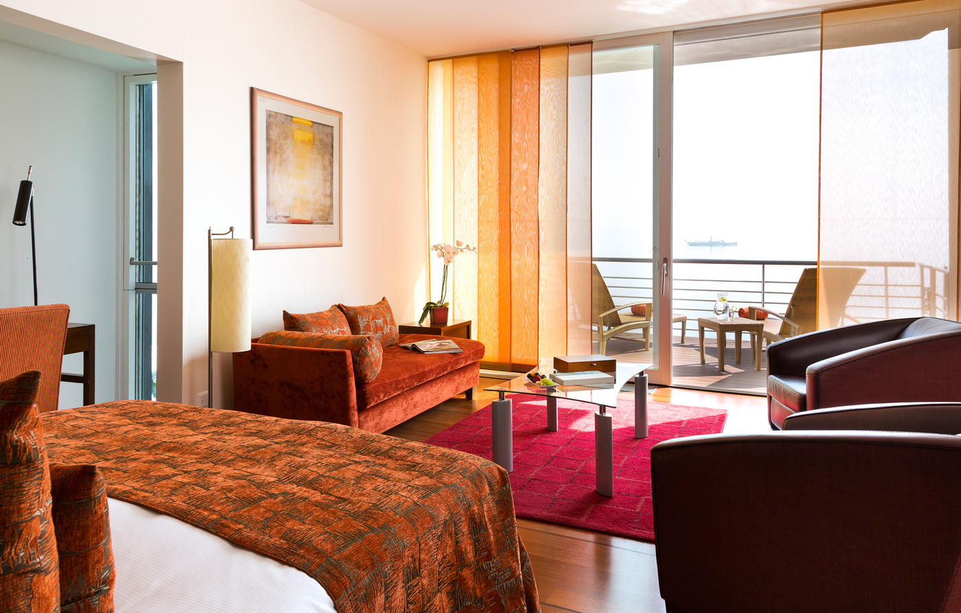Special Offers:      Hotel Palafitte  in Neuchatel