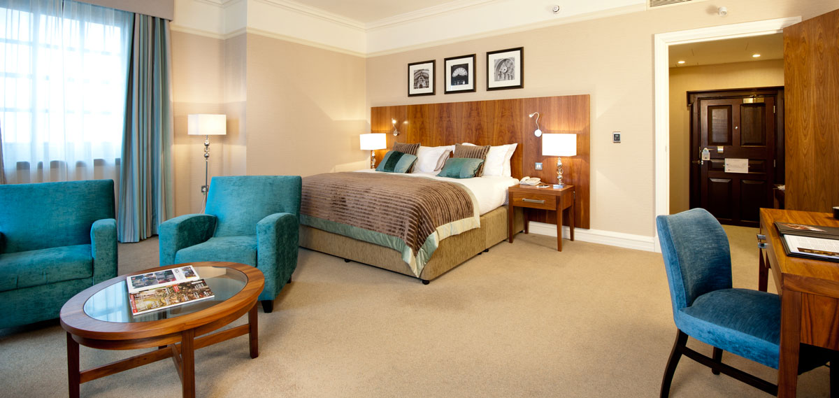 Accommodations:      The Grand Hotel & Spa  in York