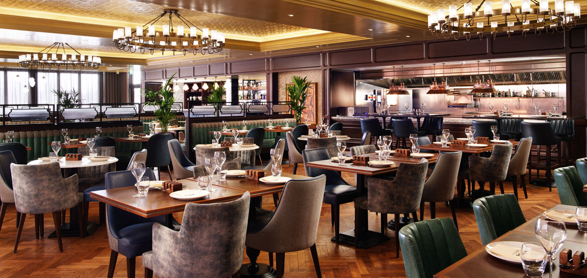 Dining:      The Grand Hotel & Spa  in York