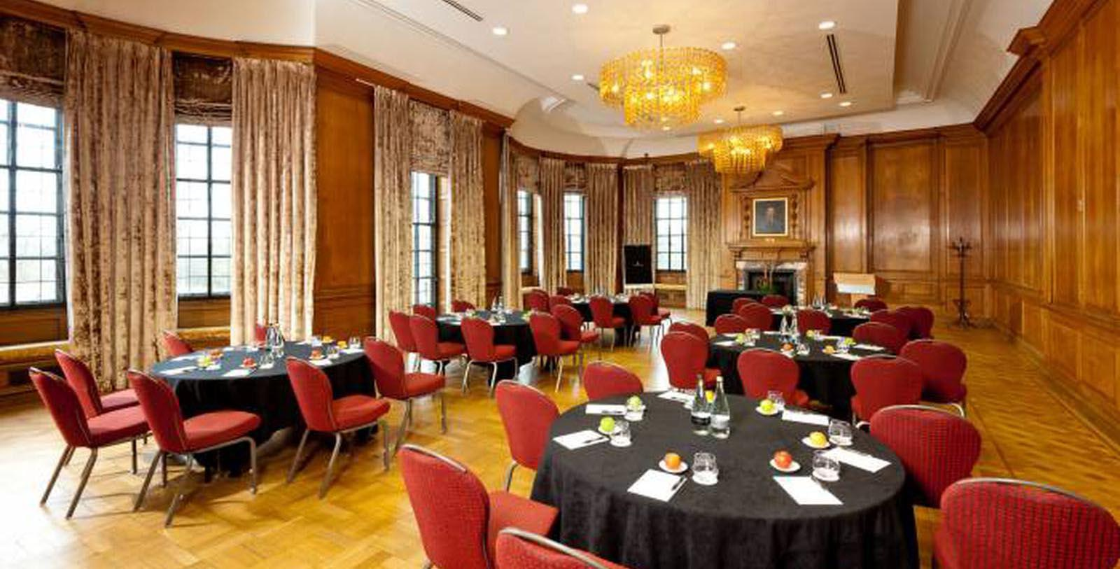 Image of the Grand Boardroom at The Grand York, 1906, Member of Historic Hotels Worldwide, in York, England, United Kingdom, Experience