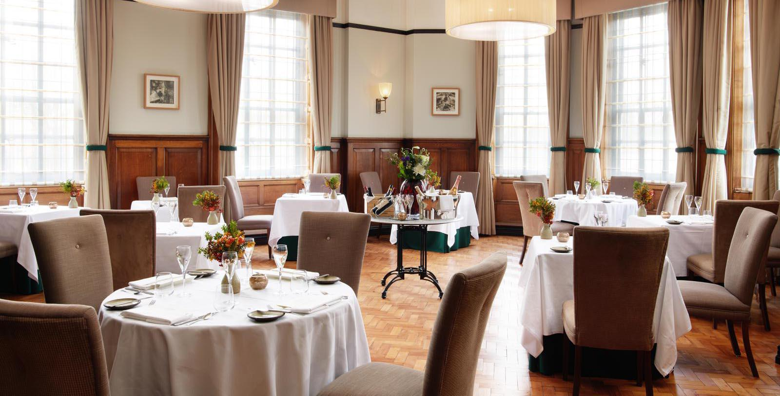 Image of Private Dining at Hudsons at The Grand York, 1906, Member of Historic Hotels Worldwide, in York, England, United Kingdom, Taste