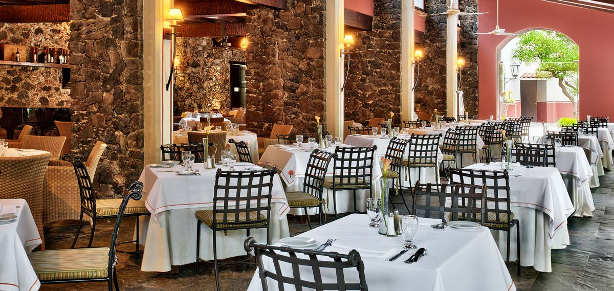 Dining:      Hacienda Jurica by Brisas  in Queretaro