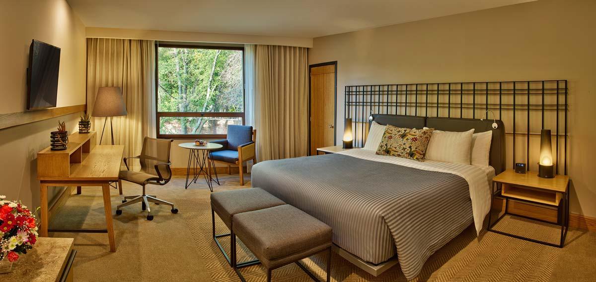 Hacienda jurica by brisas luxury quer taro accommodations for Hotel luxury queretaro