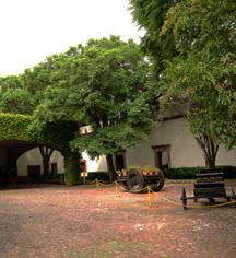 Local Attractions:      Hacienda Jurica by Brisas  in Queretaro