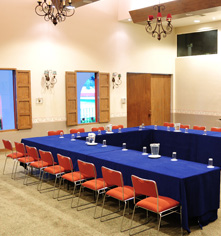 Meetings at      Hacienda Jurica by Brisas  in Queretaro