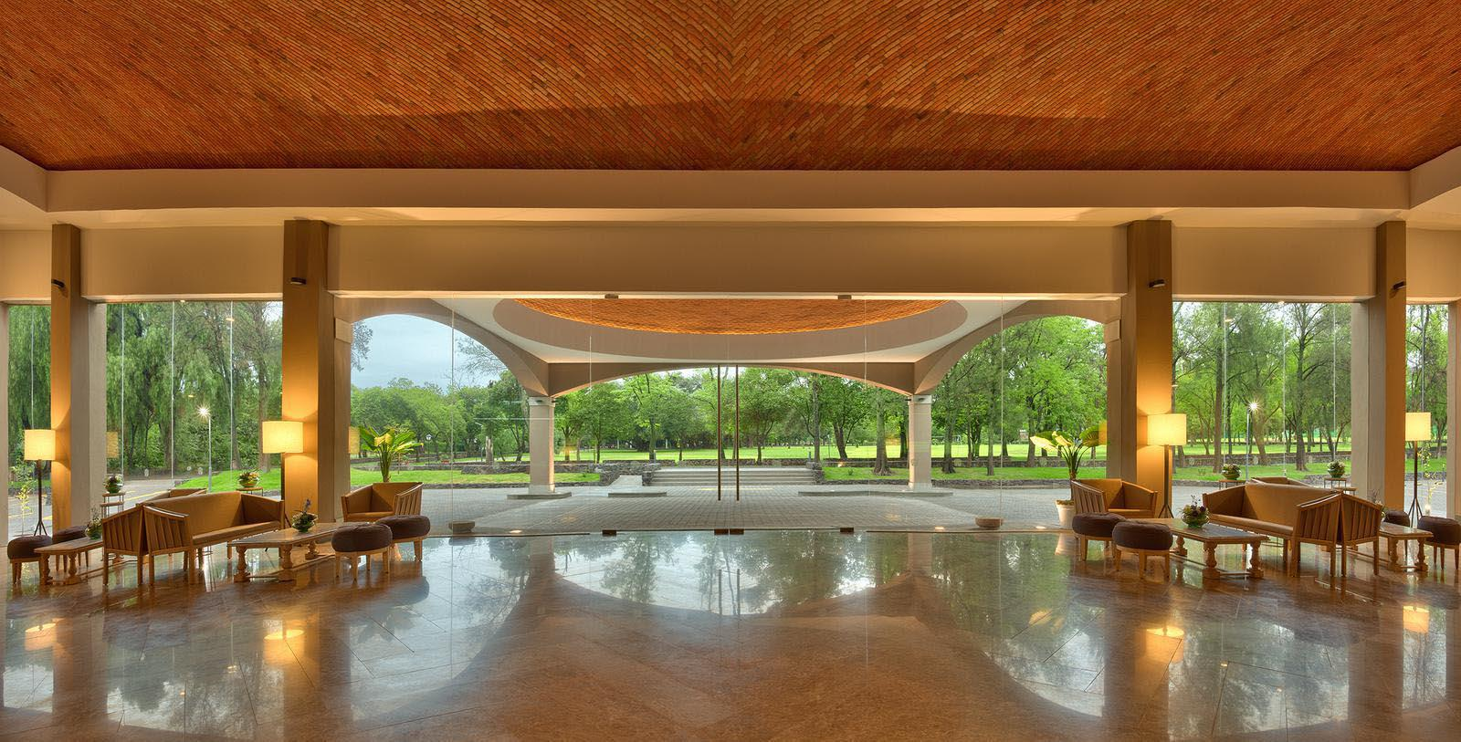 Image of Lobby, Hacienda Jurica by Brisas, Queretaro, Mexico, 1551, Member of Historic Hotels Worldwide, Experience