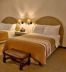 Accommodations:      Hacienda Jurica by Brisas  in Queretaro