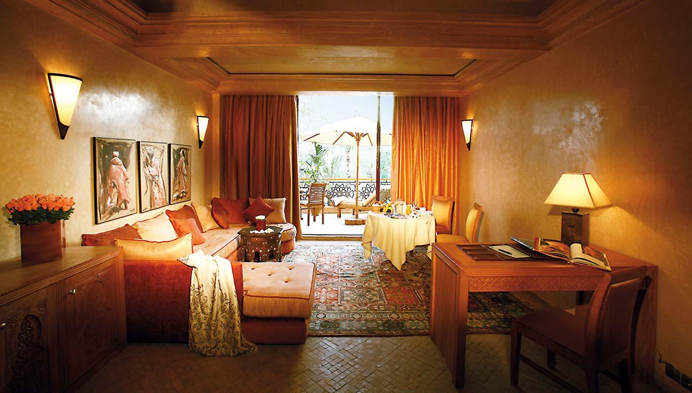 Hotel Es Saadi Marrakech Contact