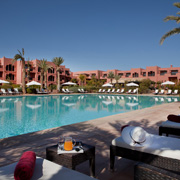 Book a stay with Kenzi Menara Palace in Marrakech