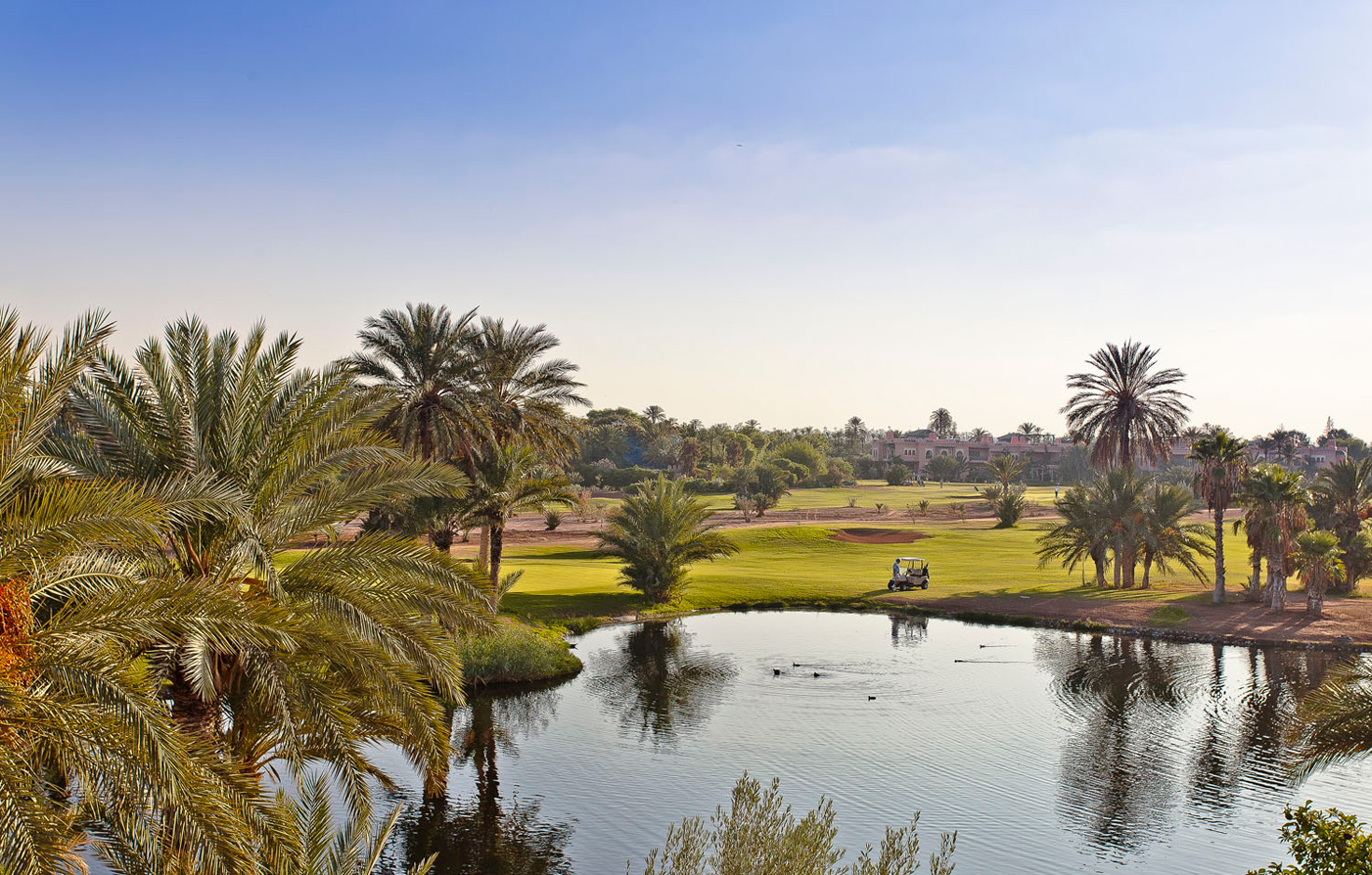 Activities:      Palmeraie Golf Palace & Resort  in Marrakech