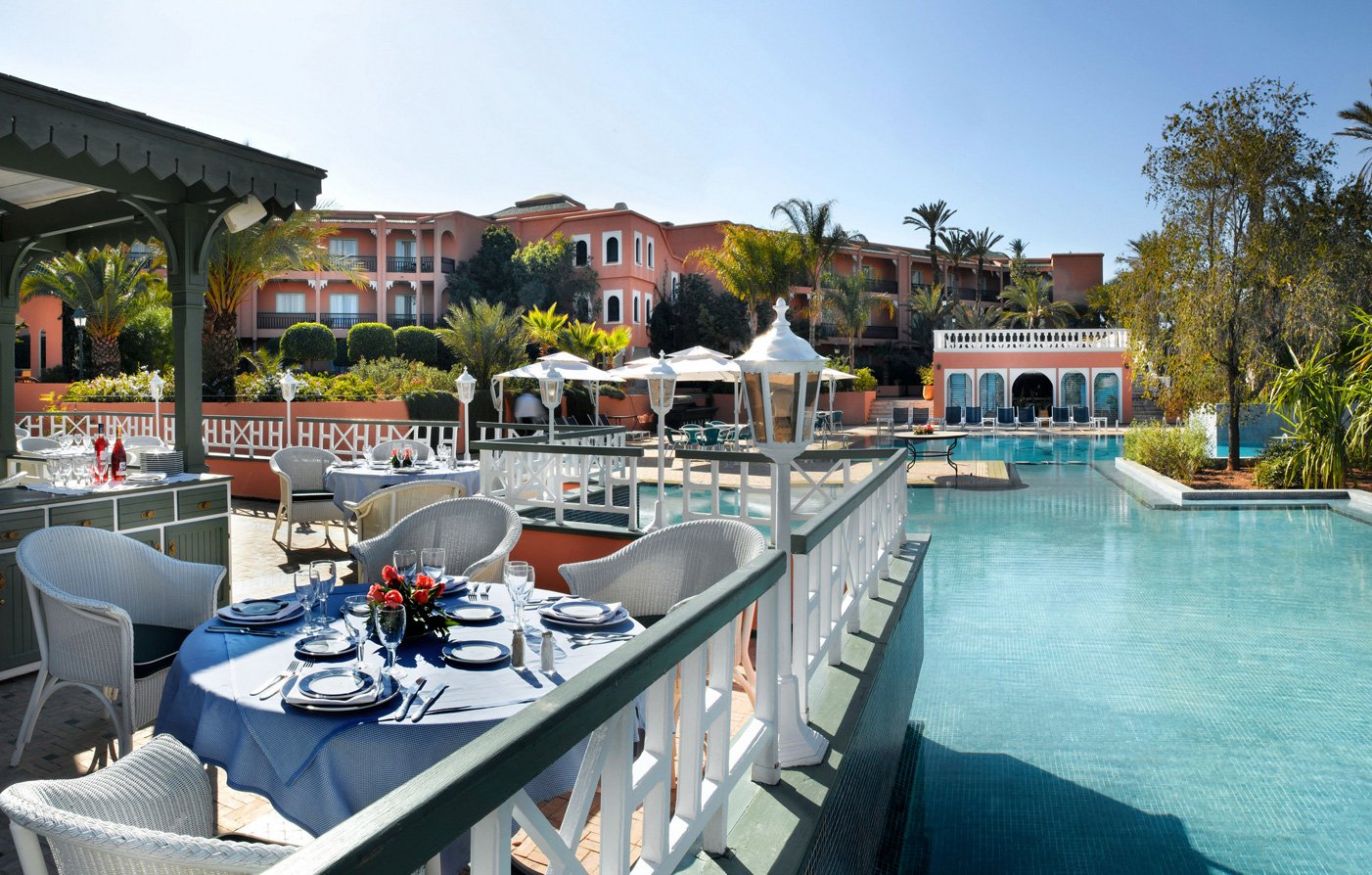 Palmeraie Golf Palace & Resort  in Marrakech