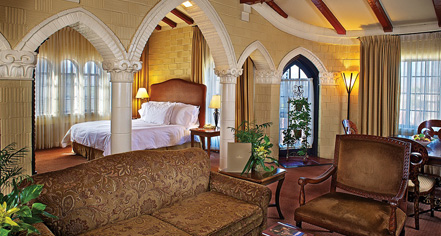 The Mission Inn Hotel & Spa  in Riverside