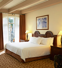 Accommodations:      The Mission Inn Hotel & Spa  in Riverside