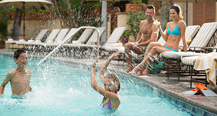 Activities:      The Mission Inn Hotel & Spa  in Riverside