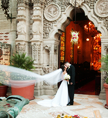 Weddings:      The Mission Inn Hotel & Spa  in Riverside