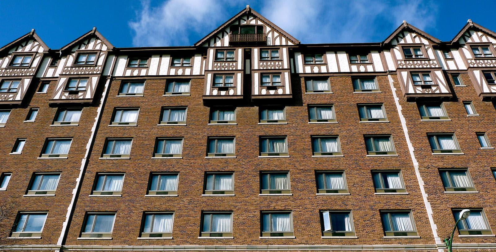 Haunted Hotels In South Dakota Hotel Alex Johnson
