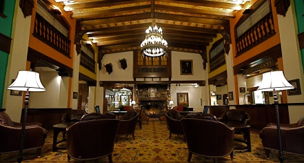 History:      Hotel Alex Johnson  in Rapid City