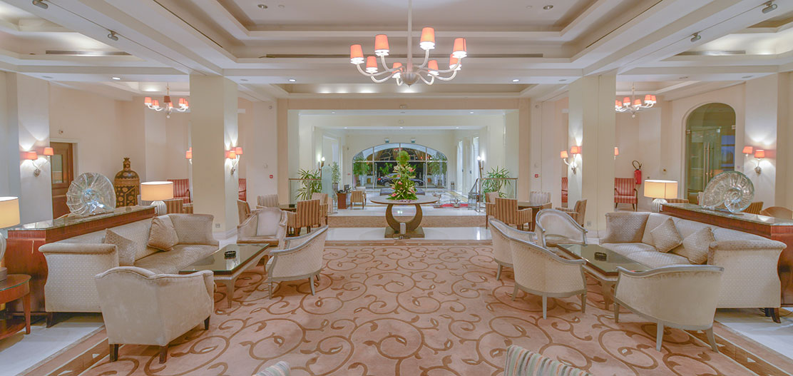 Customer Reviews:      L'Amphitrite Palace  in Rabat