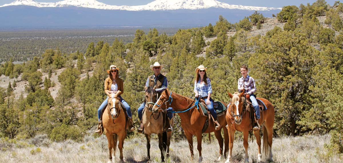 Activities:      Brasada Ranch  in Bend/Powell Butte