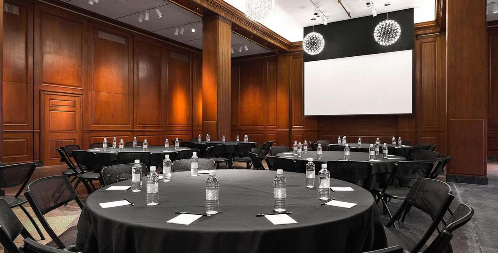 Image of Meeting area for conference at 21c Museum Hotel Durham by MGallery, 1937, Member of Historic Hotels of America, in Durham, North Carolina, Experience