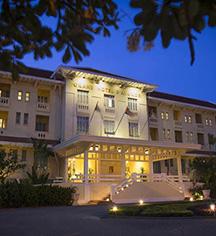 History:      Raffles Grand Hotel D'Angkor  in Siem Reap