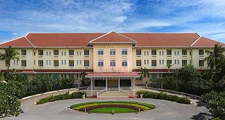 Raffles Grand Hotel D'Angkor  in Siem Reap