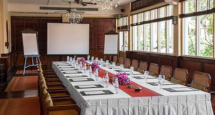 Meetings at      Raffles Grand Hotel D'Angkor  in Siem Reap