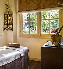 Spa:      Raffles Grand Hotel D'Angkor  in Siem Reap