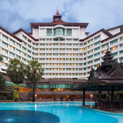 Book a stay with Sedona Hotel Yangon in Yangon
