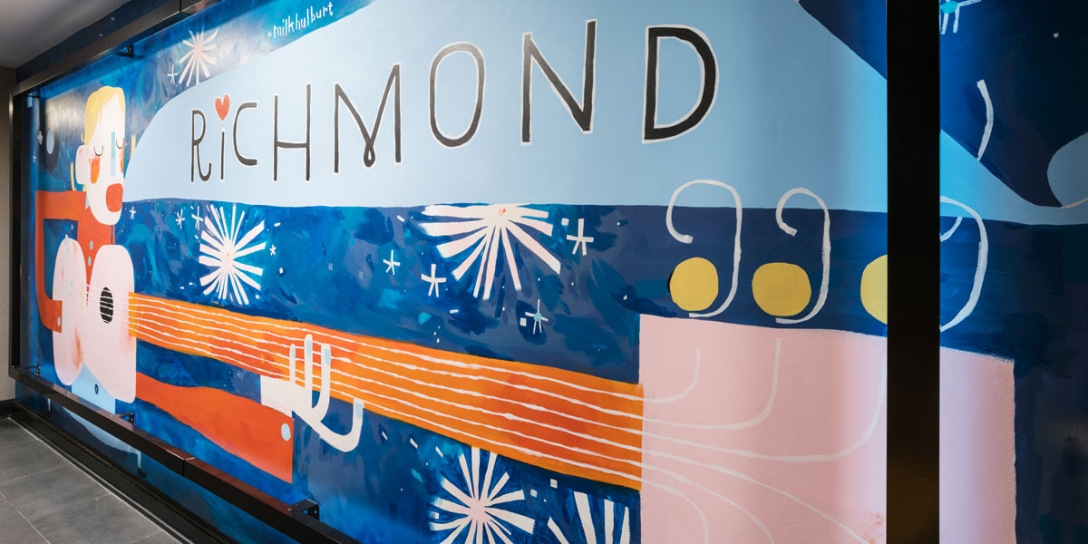 Activities:      The Commonwealth  in Richmond