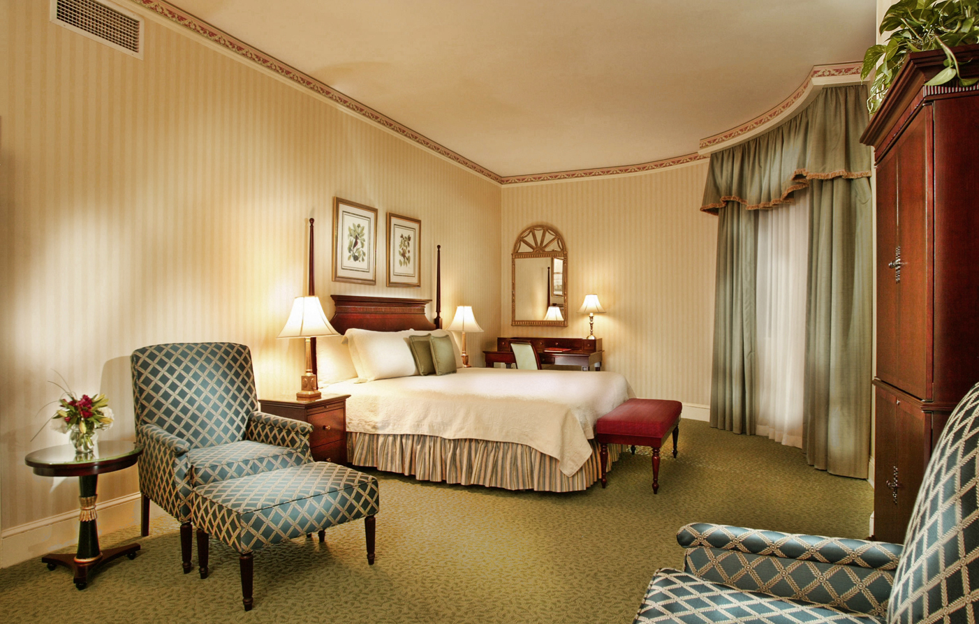 Customer Reviews:      The Jefferson Hotel  in Richmond