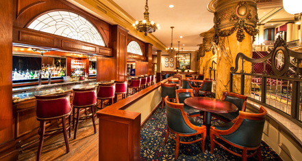 Dining at      The Jefferson Hotel  in Richmond