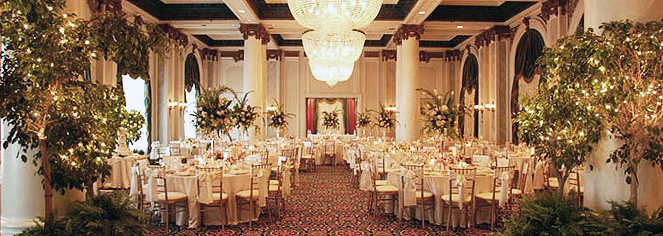 Weddings:      The Jefferson Hotel  in Richmond
