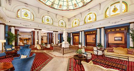 History:      The Jefferson Hotel  in Richmond