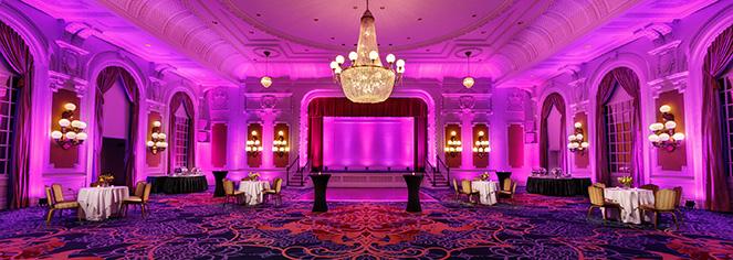 Weddings:      The Jefferson Hotel  in Richmond