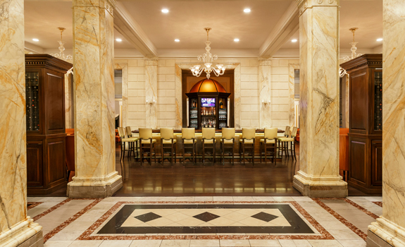 The Jefferson Hotel  - Dining