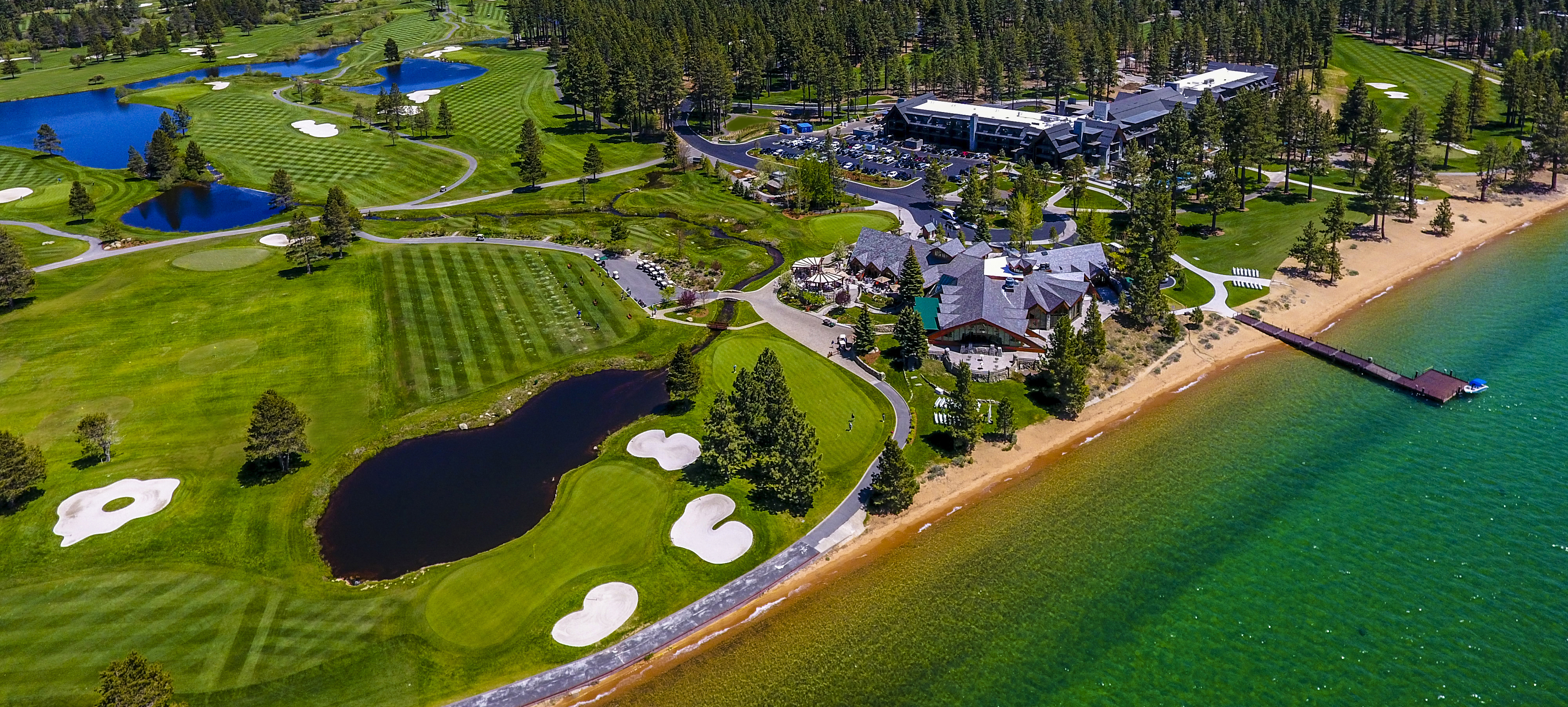 Edgewood Tahoe Resort  in Stateline