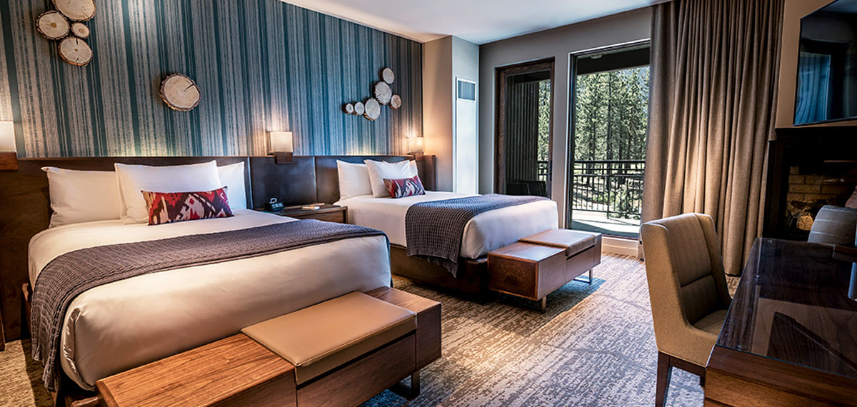 Accommodations:      Edgewood Tahoe Resort  in South Lake Tahoe/Reno