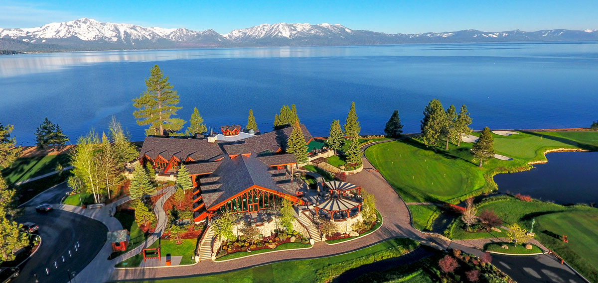Edgewood Tahoe Resort  in South Lake Tahoe/Reno