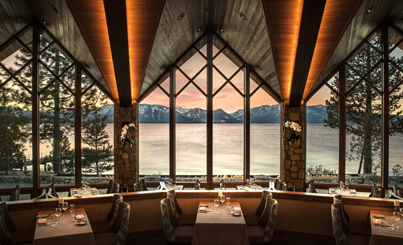 Edgewood Tahoe Resort  - Dining