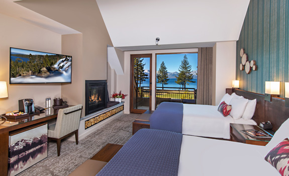 Edgewood Tahoe Resort  - Accommodations