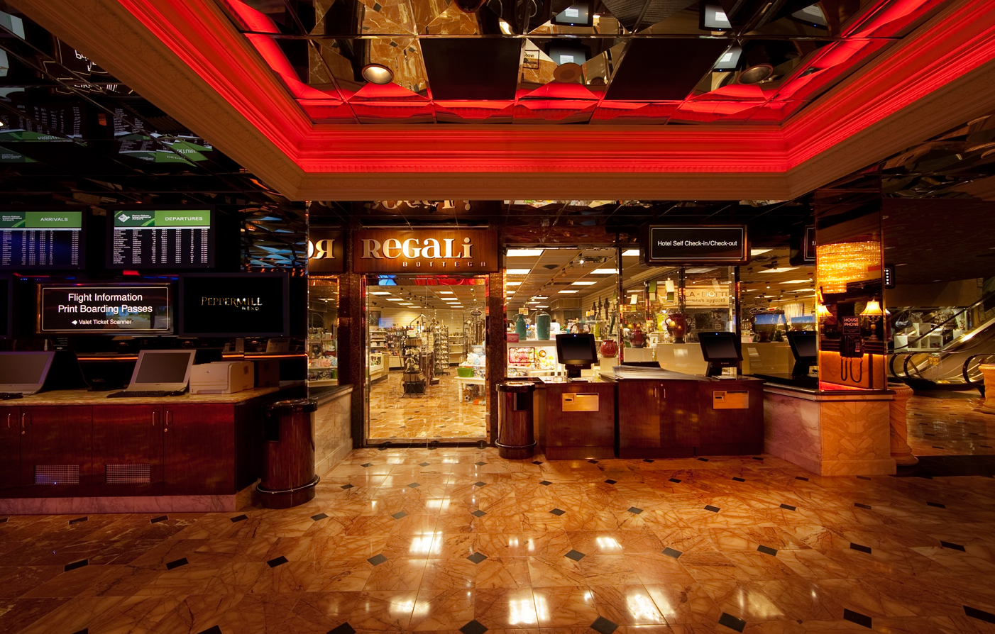 Customer Reviews:      Peppermill Resort Spa Casino  in Reno