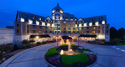 The Hotel Roanoke & Conference Center, Curio - A Collection by Hilton  in Roanoke
